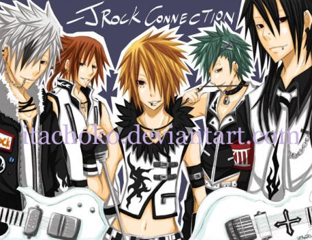 jrock connection by jurieduty