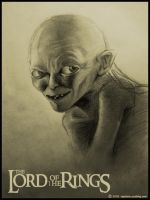 Gollum by Norloth