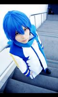 Vocaloid: Kaito 02 by Kralle-K