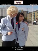 Ouran Cosplay by dwinky
