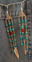 finished earrings yay by artefaccio