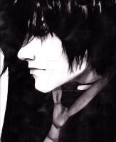 An Emo guy by AltairYourClothesOff