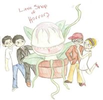 Little Shop of Horrors by DetectiveToony
