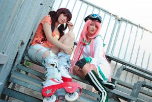 Air gear by KuraitheDollfie