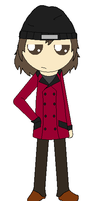 Shinjiro BMNC-Style by bloomacnchez