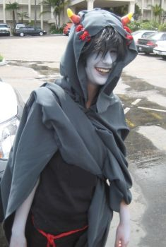 sufferer at anime conji 2012 by BroFistCosplay