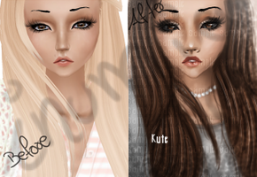 Kute. by inumnia