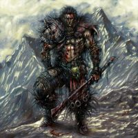 Barbarian Highlander by TheBastardSon