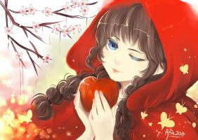 ::Red Doll:: by ChiakiAutumn