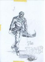 joker by douglsea