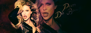 Pam De Beaufort Facebook Cover by J4MESG
