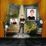 PNG Pack (36) Taylor Swift by CraigHornerr