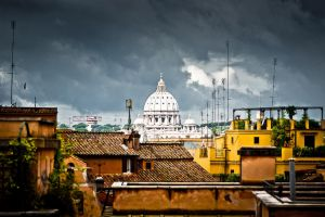 Rome Black by wulfman65
