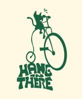 Hang in There Print Preview by HeroGear