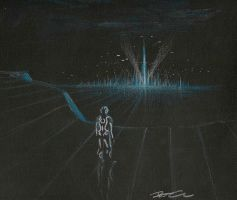 Tron Legacy by RobtheDoodler