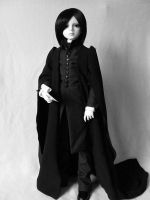 Severus Snape Cosplay 2 by Eversus