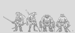 TMNT by PhillGonzo