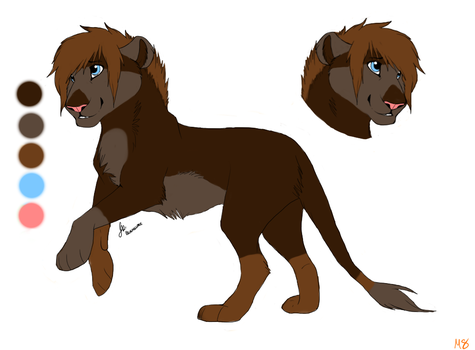 Lion Adoptables 4: CLOSED by MoonShineSTP