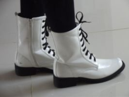 Len Kagamine Shoes 2 by PinkStrawberryKitty