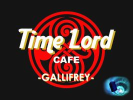 Time Lord Cafe Wallpaper by Carthoris