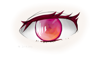 Another Eye *Sighs* by PixelSoulResonance