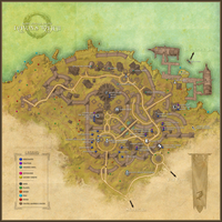 Davon's Watch Map - ESO by Neyjour