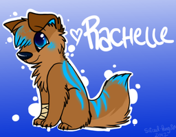 Rachelle by Sliced-Penguin