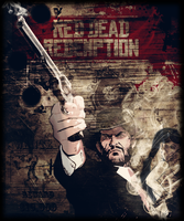 Red Dead Redemption by wild-kard2003