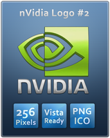 nVidia Logo 2 by Th3-ProphetMan