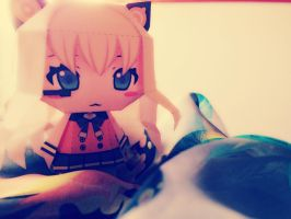 SeeU Papercrat!! ^w^ by AnticChii