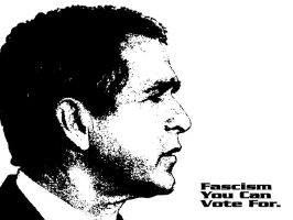 Fascism You Can Vote For. by fre-lanz