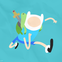 Finn The Human (Simplistic) by Geoffery10