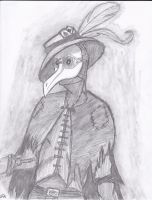 The Plague Doctor by StirringUpSomeHell