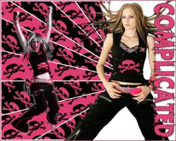 Complicated Avril by daydream--believer