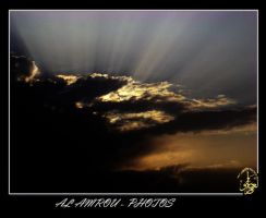 MORNING CLOUDS by AMROU-A