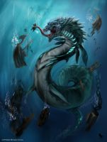 Leviathan by firecrow78