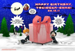 Happy Birthday, Tokimeka-chan eng version by Kotik-Stells