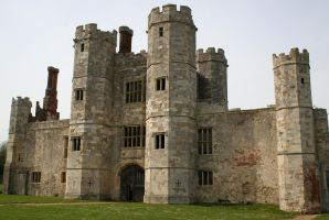 Stock - Titchfield Abbey 13 by OghamMoon