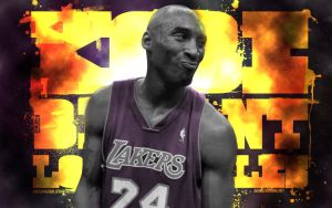 Kobe Bryant Lakers Wallpaper by IshaanMishra