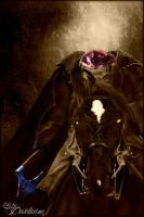 The Headless Horseman by D3vilusion