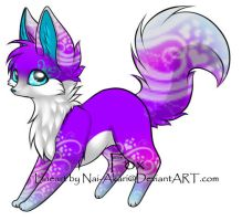 Fox Adoptable ~ 12 [CLOSED] by BiahAdopts