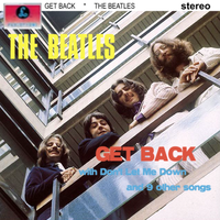 Beatles 70: Get Back (1970) by MarzipanHomestar66