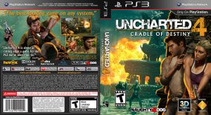 Uncharted 4: Cradle of Destiny by fzero