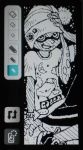 Miiverse Inkling 3 by Megaloceros-Urhirsch