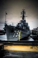 The USS Cassin Young by tyfune818