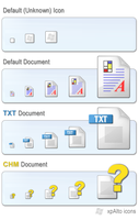 xpAlto Windows Default Icons by graywz