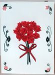 Quilled Card 1 by antinonconformist
