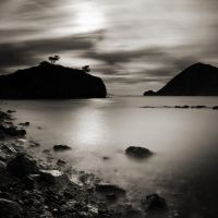 Silent bay by etchepare