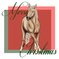 Christmas present for Cubanacanwarmbloods by Decorum100