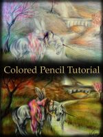 Coloured Pencil Tutorial by scenceable